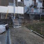 緊急避難施設(階段)
